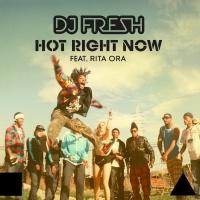 DJ FRESH/RITA ORA - HOT RIGHT NOW