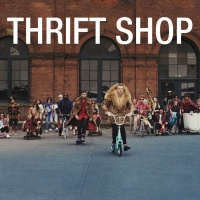 MACKLEMORE & RYAN LEWIS/WANZ - THRIFT SHOP