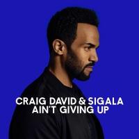 CRAIG DAVID/SIGALA - AIN'T GIVING UP