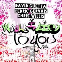 DAVID GUETTA/CEDRIC GERVAIS/CH - WOULD I LIE TO YOU