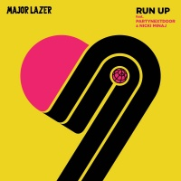 MAJOR LAZER/NICKI MINAJ/PARTYN - RUN UP